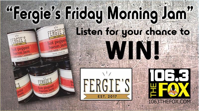 Fergie's Friday Morning Jam