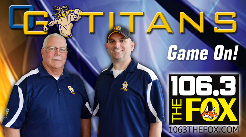 106.3 The Fox - Voice of the OG Titans