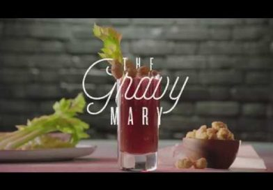 KFC Introduces 3 Cocktail Recipes . . . That Use Their Gravy