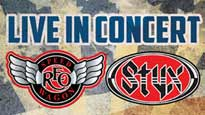 Reo Speedwagon & Styx @ Dow Event Center | Saginaw | Michigan | United States