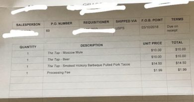 Woman Gets Invoice From Guy After She Ghosts Him