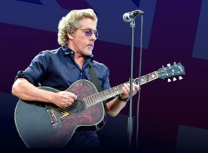 Roger Daltrey @ Meadow Brook Amphitheatre | Rochester | Michigan | United States