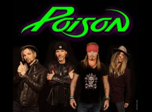 Poison and Cheap Trick @ DTE Energy Theatre | Clarkston | Michigan | United States