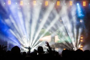 John Fogerty and ZZ Top @ DTE Energy Music Theatre | Clarkston | Michigan | United States