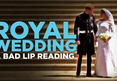 Bad Lip Reading The Royal Wedding