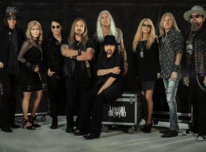 Lynyrd Skynyrd: Last of the Street Survivors Farewell Tour @ DTE Energy Theatre | Clarkston | Michigan | United States