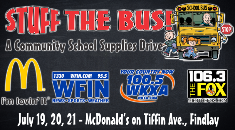 Stuff The Bus