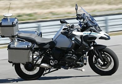 Check Out BMW's Self-Driving Motorcycle