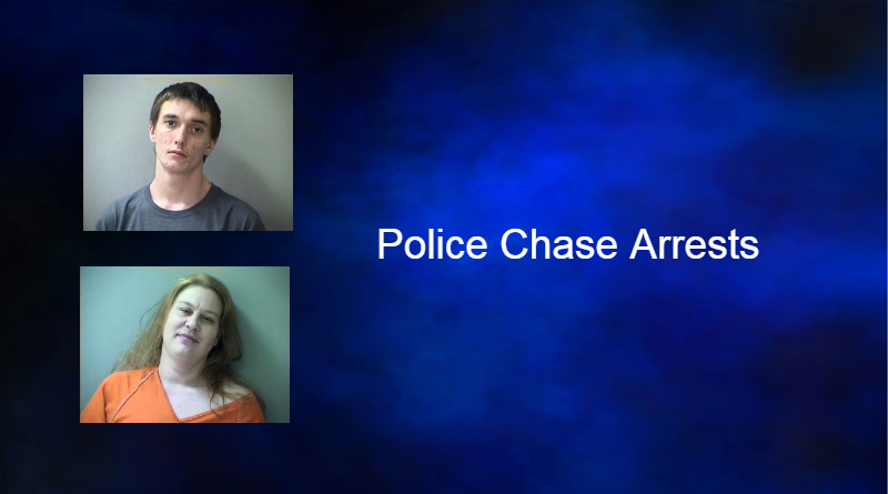 Bluffton Residents Arrested Following Early Morning Police