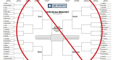 Don't Cry On Your Bracket