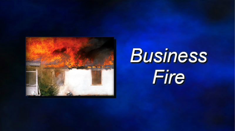 Fire Claims Area Business – 106 3 The Fox