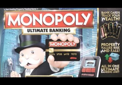 The Newest Version of Monopoly Is Cashless