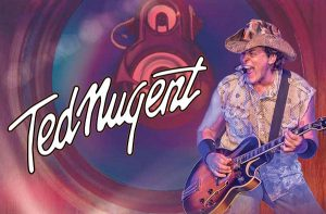 Ted Nugent @ Express Live!