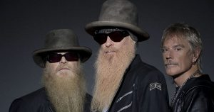 ZZ Top @ The Rose Music Center at the Heights