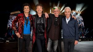 The Rolling Stones *Tour Postponed* @ Ford Field