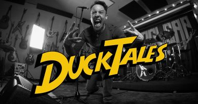 "A Heavy Metal Version of the ""DuckTales"" Theme"