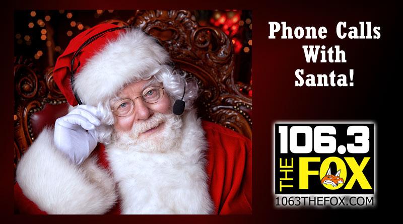 Phone Calls With Santa