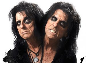 Alice Cooper/Ace Frehley @ DTE Energy Center