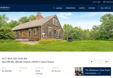 """The House That Inspired """"The Conjuring"""" Is for Sale"""