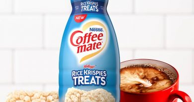 For Anyone Who Likes To Dip Rice Krispies Treats In Coffee . . .