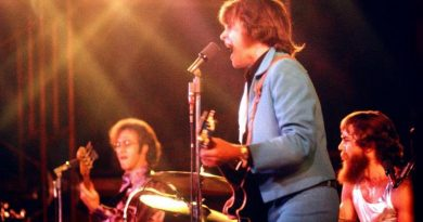Flashback: Creedence Clearwater Revival Breaks Up