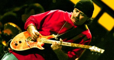 Santana Returns With All Star 'Blessings And Miracles Collection
