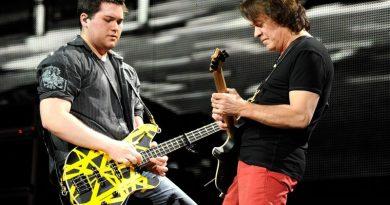 Wolfgang Van Halen: 'I'm A Songwriter First'