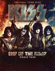 KISS @ DTE Energy Music Theatre